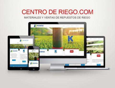 CENTRO DE RIEGO